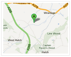 Map for Body Balance nutritionist in Somerset