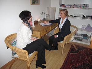 Liz Bray holistic nutritionist in Somerset